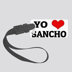 SANCHO Small Luggage Tag
